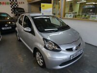 2008 TOYOTA AYGO 1.0 VVT-i Platinum 5DOOR, JUST NEW CLUTCH AND SERVICE. VERY CLEAN CAR, HPI CLEAR