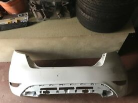 Ford Fiesta Bumper