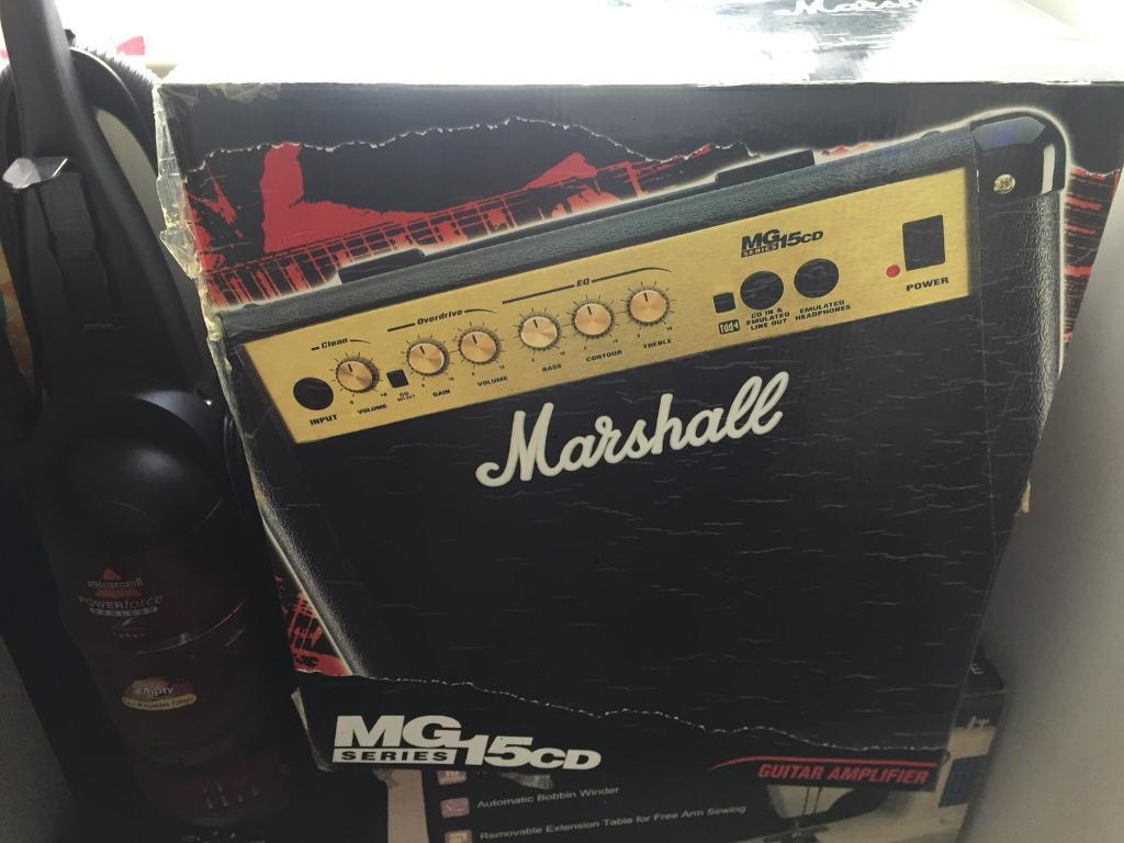 Marshall VS102R Guitar Amp Made in England