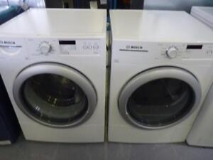 12- Laveuse Sécheuse Frontales BOSCH  Frontload Washer Dryer