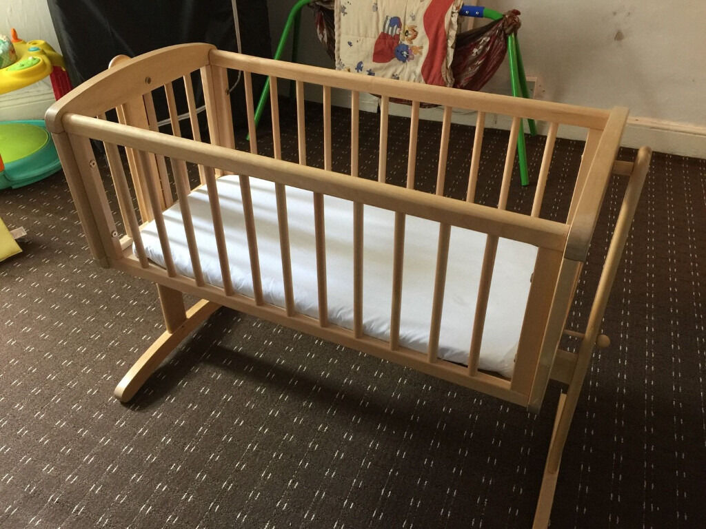 swinging cots image vienna coast cribs pramcentre crib east uk from