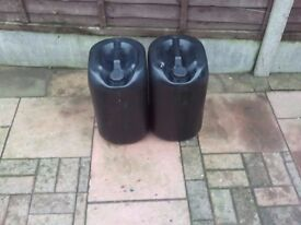 25L Water Containers