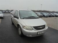 2004 CHRYSLER GRAND VOYAGER - FSH - FREE DELIVERY - WARRANTY AVAILABLE