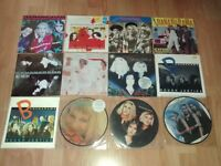 33 x bananarama - vinyl collection picture discs / promo's / limited editions