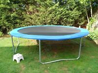 3Meter Diameter Trampoline and Safety Net