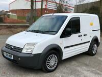 2008 FORD CONNECT LWB + 12 MONTHS MOT