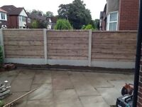 All aspects of fencing and paving work
