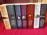 Game of Thrones Books (Complete Collection!)