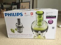 PHILIPS AVANCE JUICER HR1871 800W - FOR SALE