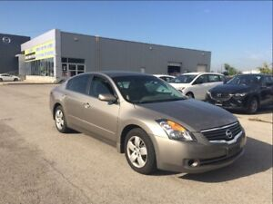 2008 Nissan Altima 2.5 S AUTO, A/C, CRUISE, AS IS UNCERTIFIED