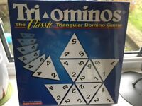 Tri-ominos Classic BRAND NEW & SEALED