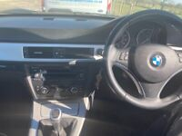 BMW, 3 SERIES, Saloon, 2010, Manual, 1995 (cc), 4 doors
