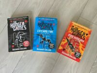 The Hunger Games, Catching Fire & Mockingjay NEW (Paperback) (SE6)