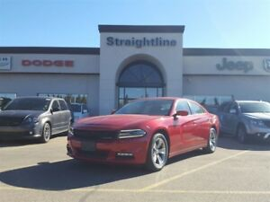2016 Dodge Charger TAKE CHARGE IN THIS LOW KM CHARGER