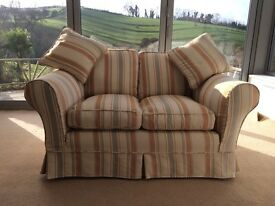 Small two seat sofa