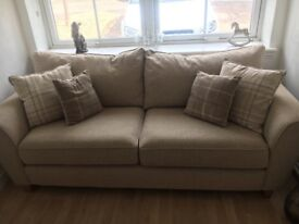 Sofoligy 3 seater sofa excellent condition