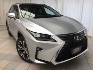 2016 Lexus RX 350 Executive package: 1 Owner, Fully Serviced