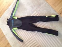 C-Skins x 2 Boys full length Summer Wetsuits, sizes L/10 and M/8. £15 each or £25 for both.