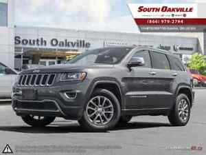 2014 Jeep Grand Cherokee Limited | BLUETOOTH | HEATED LEATHER |