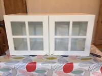 Kitchen wall cabinet - IKEA metod