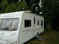 2009 Bailey Senator Series 6 Indiana – 4 Berth Caravan Priced to Sell