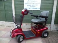 mobility scooter 4mph shoprider sovereign. In lovely condition