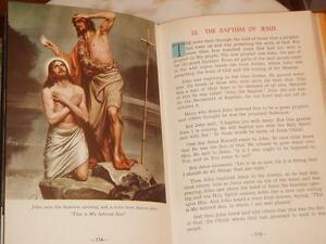 CATHOLIC CHILDRENS PICTURE BIBLE West Island Greater Montréal image 3