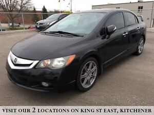 2011 Acura CSX LEATHER   SUNROOF   NO ACCIDENTS
