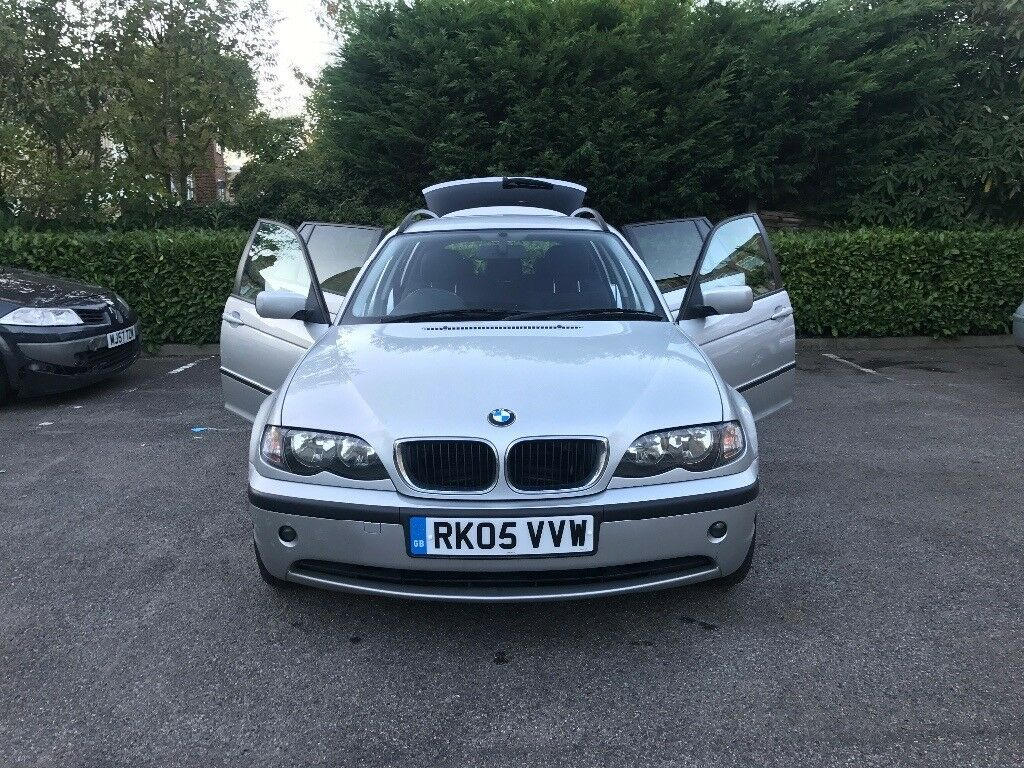 BMW 320d Touring (MANUAL) very economical, good condition