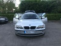 BMW 320d Touring (MANUAL) very economical, good condition and well looked after car