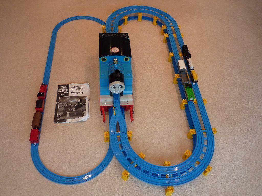 Thomas The Tank Engine Tomy Thomas Amp Friends Trackmaster