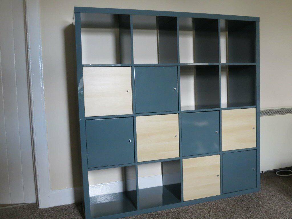Ikea kallax cube storage unit in dumfries dumfries and galloway