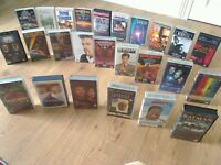 VHS Videos 25 A Collection of real Classics