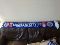 Leicester City Football Scarf - BRAND NEW £5 EACH.
