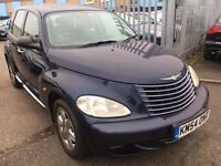 CHRYSLER PT CRUISER 2.0 LIMITED PRETROL HALF LEATHER SUNROOF 2004 DRIVES NICE
