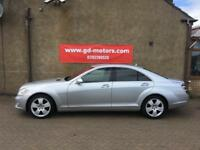 2009 MERCEDES S320 CDI AUTO, SERVICE HISTORY, WARRANTY, 1 YEAR MOT ,NOT 730 745 E CLASS A8 A6 ML X5