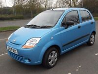 2009 Chevrolet Matiz 5 Door Hatchback. Priced for a Quick Sale