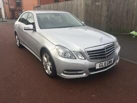 Mercedes Benz E class 220cdi blueefficiency Automatic Diesel year 2011 millege 110000