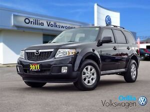 2011 Mazda Tribute ALLOY WHEELS, AIR CONDITIONING