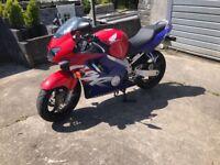 1999 Honda CBR600F