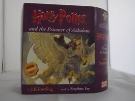 HARRY POTTER AND THE PRISONER OF AZKABAN BOX SET