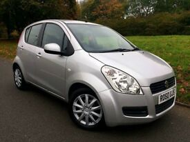 SUZUKI SPLASH 60 PLATE TAX £30 SERVICE HISTORY 1.0 PETROL 12 MONTHS MOT GREAT RUNNER