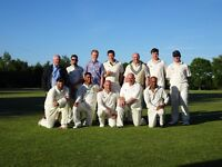 Players needed for friendly cricket side in South East London and Kent