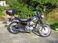 Kawasaki Classic W650 Very good condition only 2 owners, low mileage