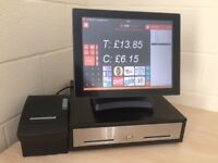 ★ Epos Pos Touchscreen Till for Bar / Pub, Restaurant / Hotel, Takeaway, Cafe, Bistro, Coffee Shop