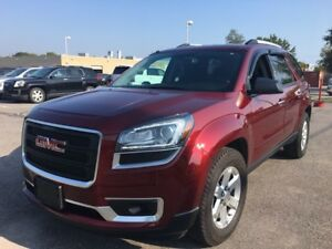 2016 GMC Acadia AWD 3.6L V6 Automatic 8-Passenger Bluetooth Back