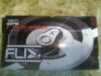FLI Fi5-F3s QUALITY TRI-AXIAL CAR SPEAKERS