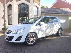 Vauxhall Corsa SE Design *LADY OWNER*