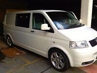 VW Transporter campervan T30, 102bhp, 1.9TDI, LWB. Beautiful conversion.
