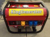 King generator 110 230